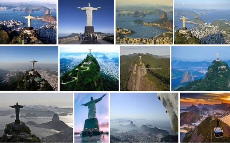 Corcovado Rio de Janeiro Fotos