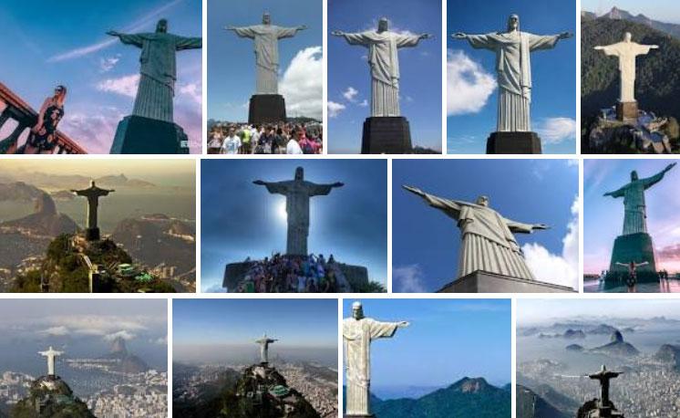 Cristo Redentor Rio de Janeiro Fotos