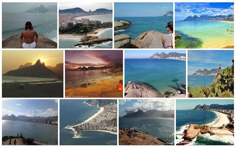 Arpoador Rio de Janeiro Fotos