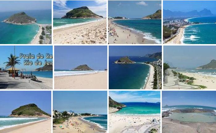 Praia do Recreio RJ Fotos