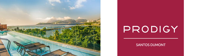 Hotel Prodigy Rio de Janeiro