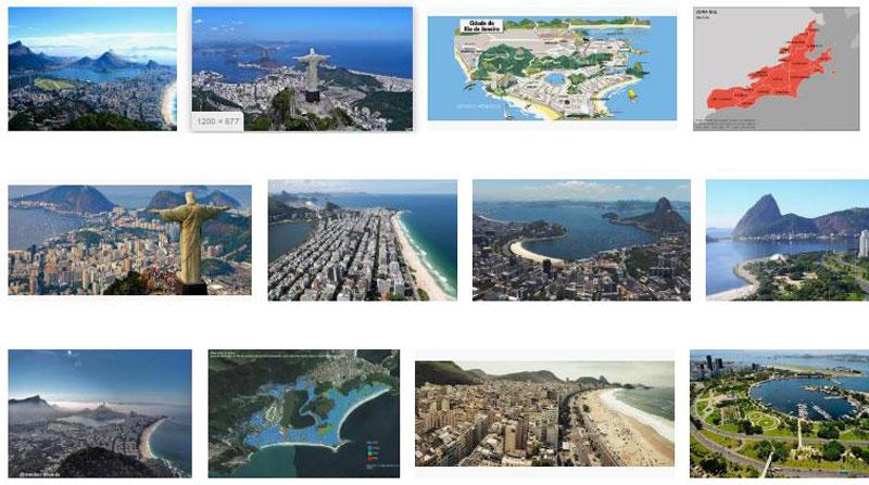 Zona Sul Rio de Janeiro Fotos