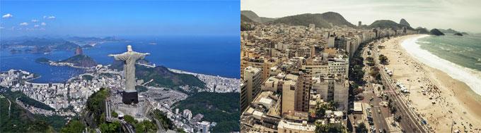 Zona Sul Rio de Janeiro