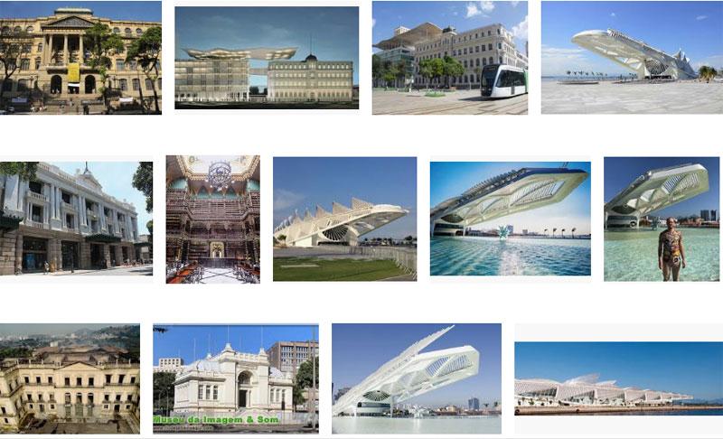 Museus Rio de Janeiro