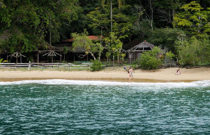 Praias de Antigos e Antiguinhos (Paraty)