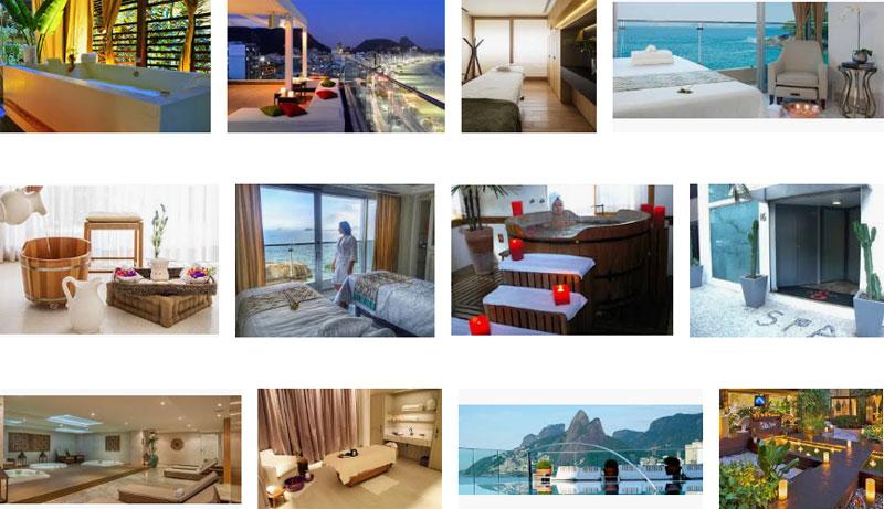 Spas Rio de Janeiro
