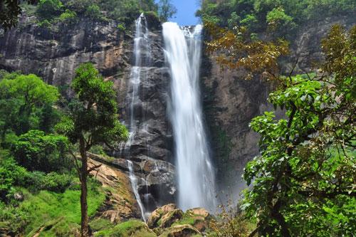 Cachoeira Conde D'eu – Sumidouro