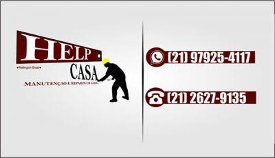 Help Casa - Manutenção e Reparos em Geral