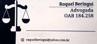 Raquel Beringui Advogada