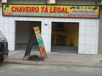 Chaveiro Talegal